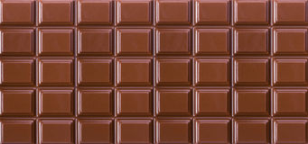 Natural milk chocolate Royalty Free Stock Photos