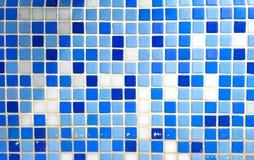 Natural mosaic tile background stock photo