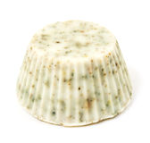 Natural Nettle soap Royalty Free Stock Photos