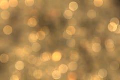 Natural orange blurred background Stock Image