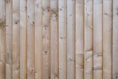 Natural overlap fence Royalty Free Stock Photos