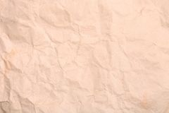 Natural paper background Royalty Free Stock Image