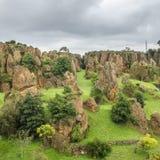 Natural Park cabarceno Stock Images