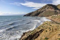 Natural park of Cabo de Gata, Andalusia (Spain) Royalty Free Stock Photos