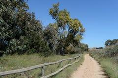 Natural Park of La Mata Stock Images