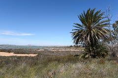 Natural Park of La Mata Royalty Free Stock Photo