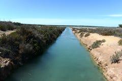 Natural Park of La Mata Royalty Free Stock Image