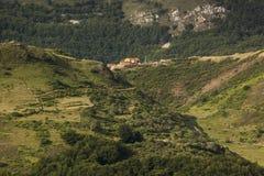 Natural Park of Somiedo. Asturias, Spain. Natural Park of Somiedo in the mountains of Asturias stock images