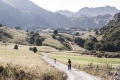 Natural Park of Somiedo. Asturias, Spain. Natural Park of Somiedo in the mountains of Asturias, Spain stock photography