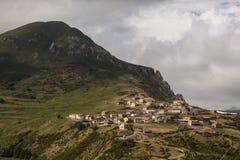 Natural Park of Somiedo. Asturias, Spain. Natural Park of Somiedo in the mountains of Asturias, Spain royalty free stock photography