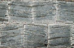 Natural paving stone slabs flor, walkway or sidewalk texture. Stock Photos