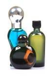 Natural perfumes Stock Image
