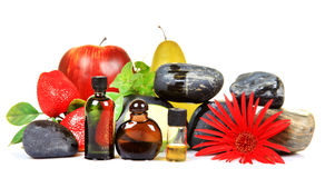 Natural perfumes Stock Photography
