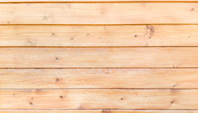 Natural pine tree planks. Stock Photography