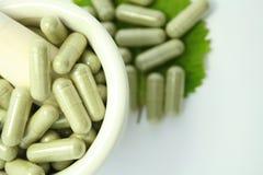 Natural product alternative herbal medicine Stock Photos