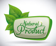Natural product design. Royalty Free Stock Photos