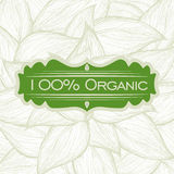 Natural product. Design, vector illustration eps10 graphic Royalty Free Stock Photos