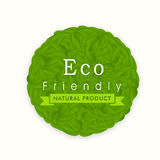 Natural product for Save Ecology concept. Royalty Free Stock Photography