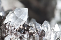 Natural Quartz royalty free stock image