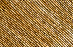 Natural rattan texture background Royalty Free Stock Images