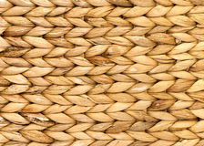 Natural rattan weave Stock Photo