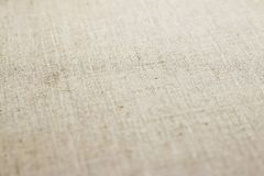 Linen canvas texture background. Natural realistic backdrop, material and artwork concept - Linen canvas texture background royalty free stock images