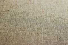 Linen canvas texture background. Natural realistic backdrop, material and artwork concept - Linen canvas texture background stock images