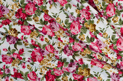 Natural red roses background,Rose Fabric background, Fragment of Royalty Free Stock Photo