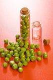 Natural remedies Stock Image
