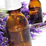 Natural remedies Stock Images