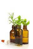 Natural remedies Royalty Free Stock Photo