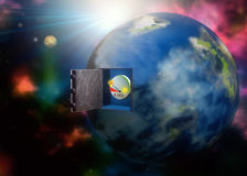 Natural resources of the earth situation Royalty Free Stock Photo