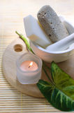 Natural resources for spa Stock Images