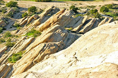 Natural Rock Formations Royalty Free Stock Photos