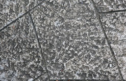 Natural Rock Paving Tiles Royalty Free Stock Image