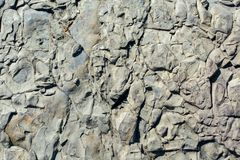 Rock or Stone surface as background texture royalty free stock image