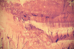 Natural rock surface background or texture Royalty Free Stock Images