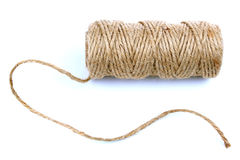 Natural rope Royalty Free Stock Images