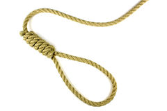 Natural rope Stock Images