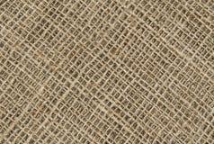 Natural rough sackcloth texture for background. Closeup royalty free stock photos
