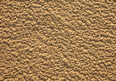 Natural rough sand texture. Royalty Free Stock Image