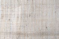 Natural sackcloth  texture Stock Image