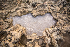 Natural Salt Royalty Free Stock Images