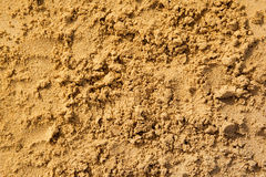 Natural sand Royalty Free Stock Image