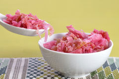 Natural sauerkraut Royalty Free Stock Photo