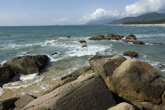 The natural scenery of hainan island Stock Photo