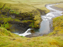Natural scenery in Iceland Stock Images