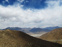 Natural scenery of Tibet Royalty Free Stock Image