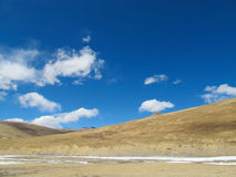 Natural scenery of Tibet Stock Images