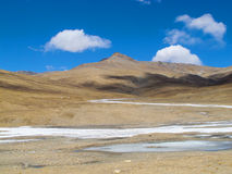 Natural scenery of Tibet Royalty Free Stock Photo